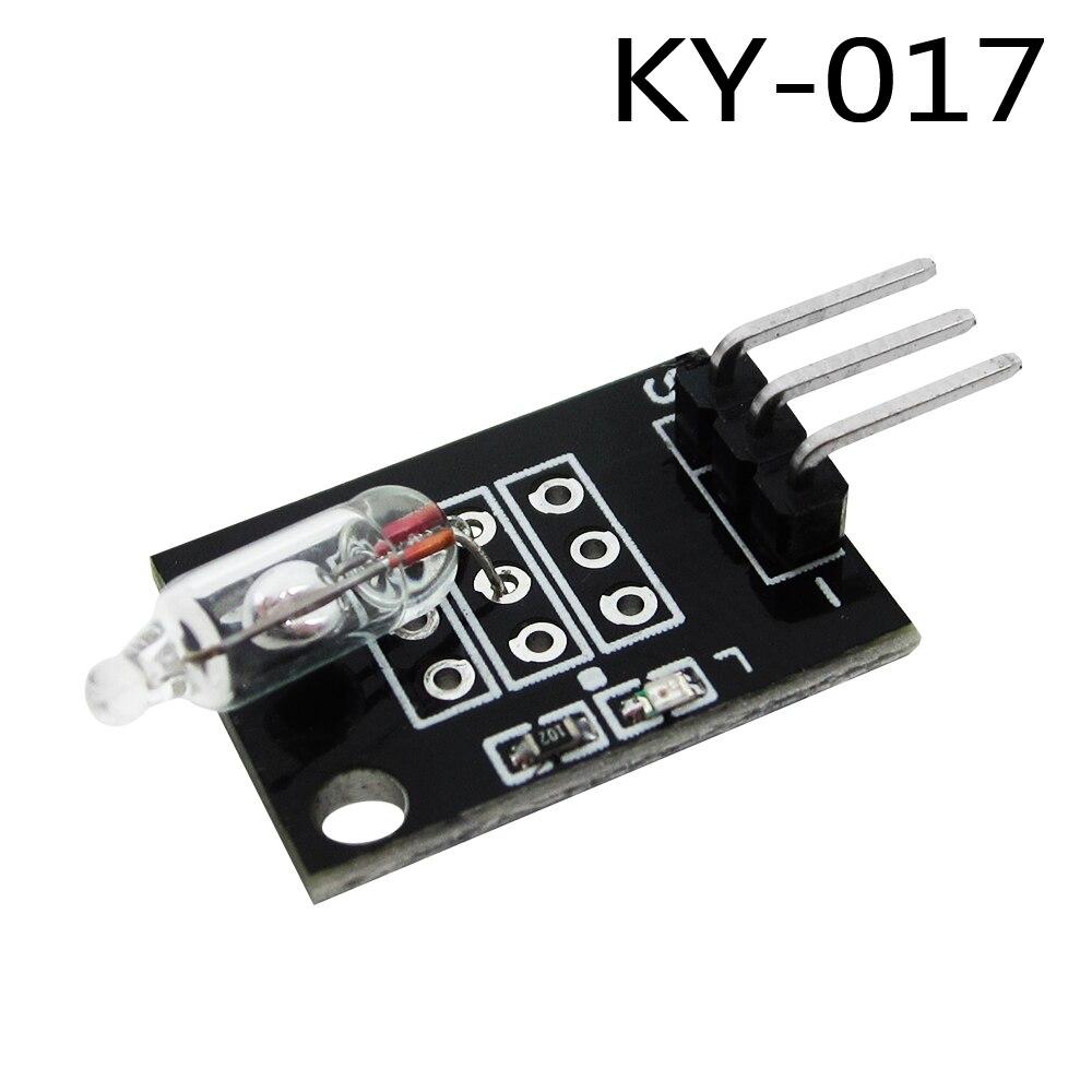 10PCS Smart Electronics 3pin KY-017 Mercury Switch Module DIY Kit