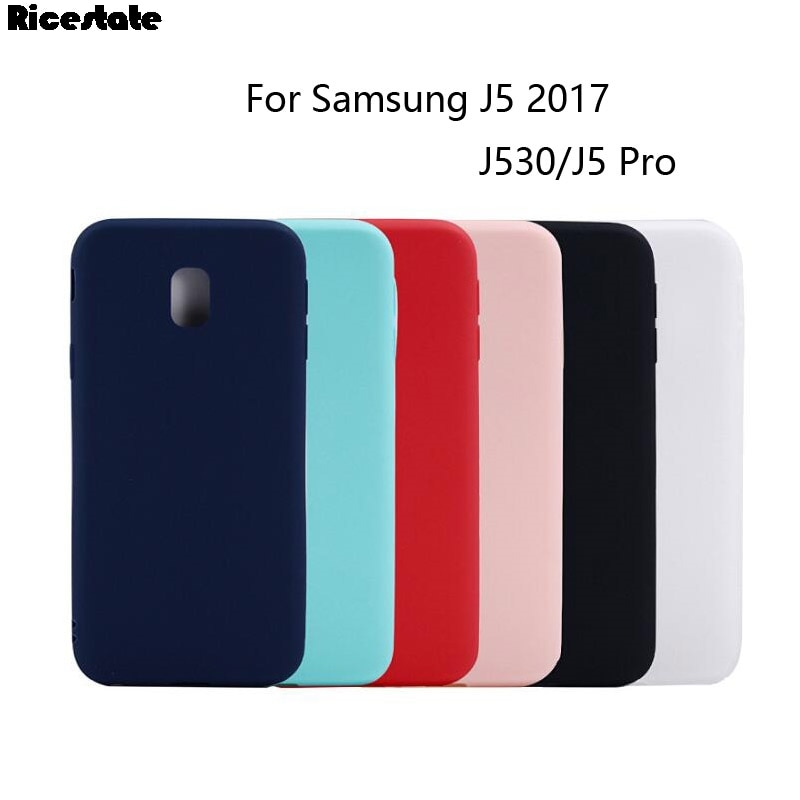 Funda blanda de marca para Samsung Galaxy J5 2017 J5 Pro, funda trasera de silicona para Samsung Galaxy J5 2017 SM-J530F J530