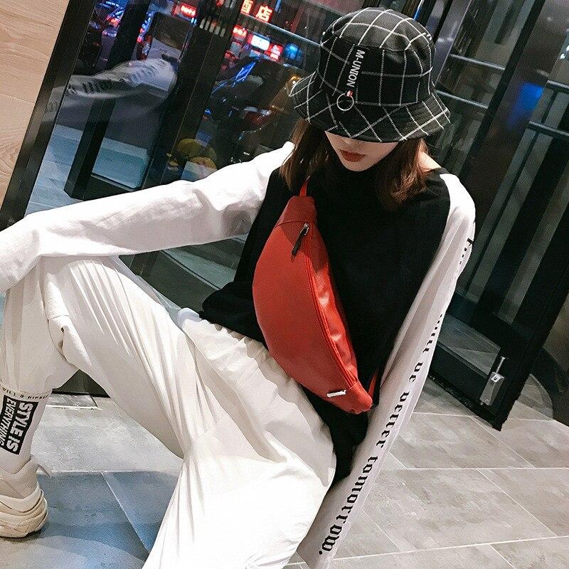 New dumpling bag street beat slung fashion wild womens handbag travel mini outdoor sports purse chest bag gym bag