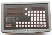 Лучшая цена SINO SDS6-2V DRO 2 осевая цифровая индикация + 5 микрон KA300 линейная шкала кодировщик