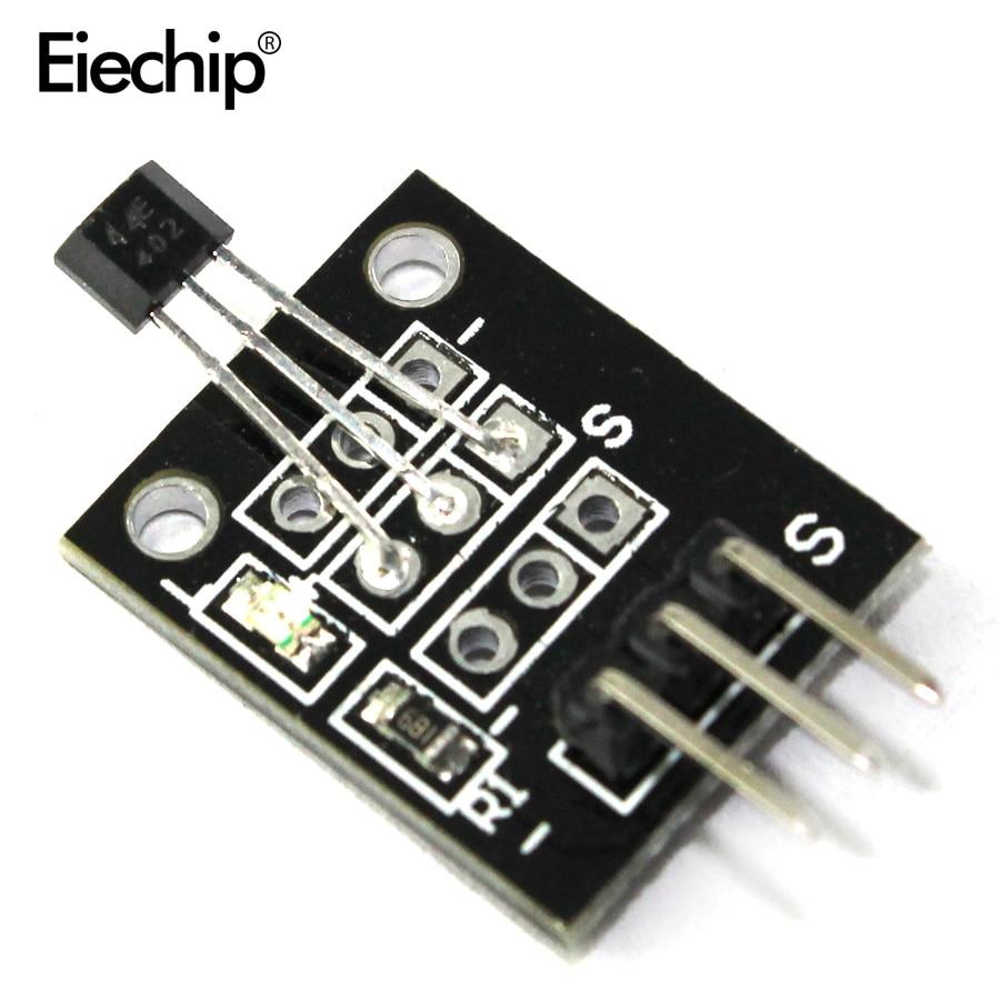 Стандартный модуль датчика тока холла