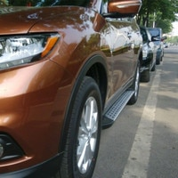 OEM סגנון אלומיניום צד מדרך צעד נרף בר אביזרי רכב לניסן X-trail Rogue T32 2014- 2020