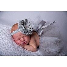 Joli bandeau pour nouveaux-nés filles   Jupe Tutu, accessoire Photo, Costume, veste