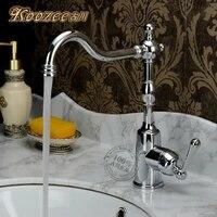 furukawa genuine antique faucet classical faucet hot and cold faucet entire copper chrome kitchen faucet antique