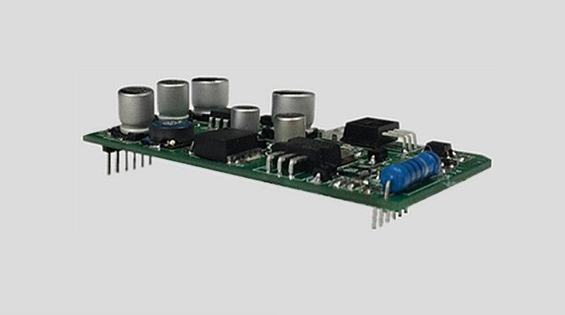 Módulo de estación principal integrado MBUS/M-BUS a TTL (carga 100) KH-TTL-M100
