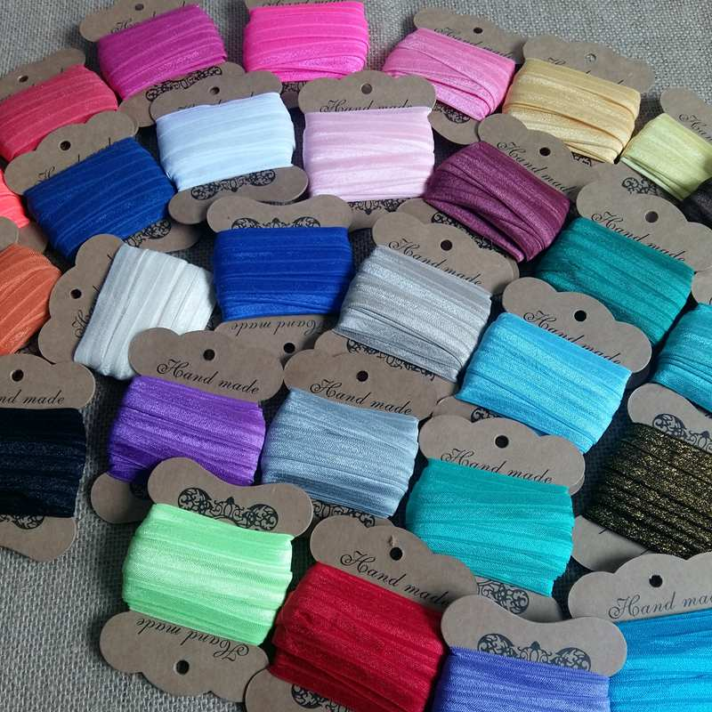 5Yards/lot 15mm Elastic Ribbon Elastic Band Multirole Spandex Ribbon Sewing Lace Fabric Band Garment Accessory