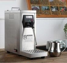 Vapeur de lait Welhome MS-130D en acier inoxydable double trous sur buse lait pompe automatique lait à vapeur mousse machine chauffe-lait