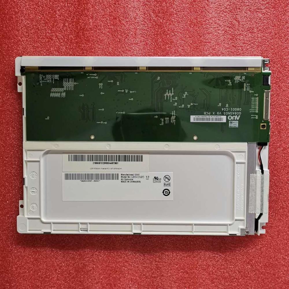 Para MINDRAY G084SN05 V.8 V.9 versión bc1800 bc2800 nueva versión LCD pantalla Industrial Equipo Médico pantalla de visualización