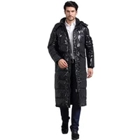 luxury designers made 90white duck x long casual down jacket winter male jackets warm thick down jackets coat for men