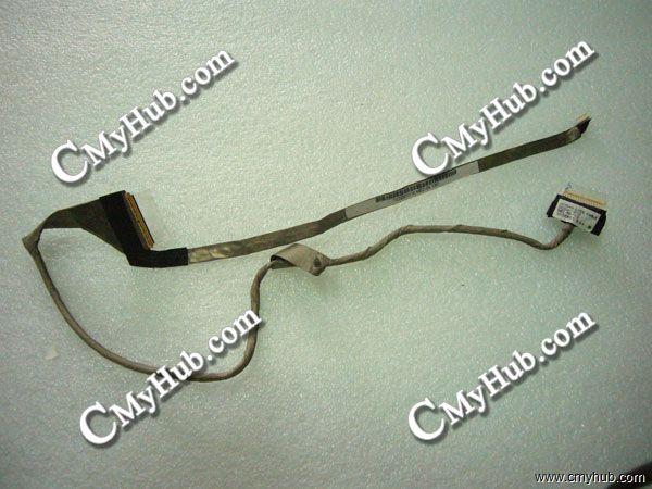 Para toshiba satélite A660 A665 A660D A665D A600D DC020012110 NVVQAA cable LED LCD