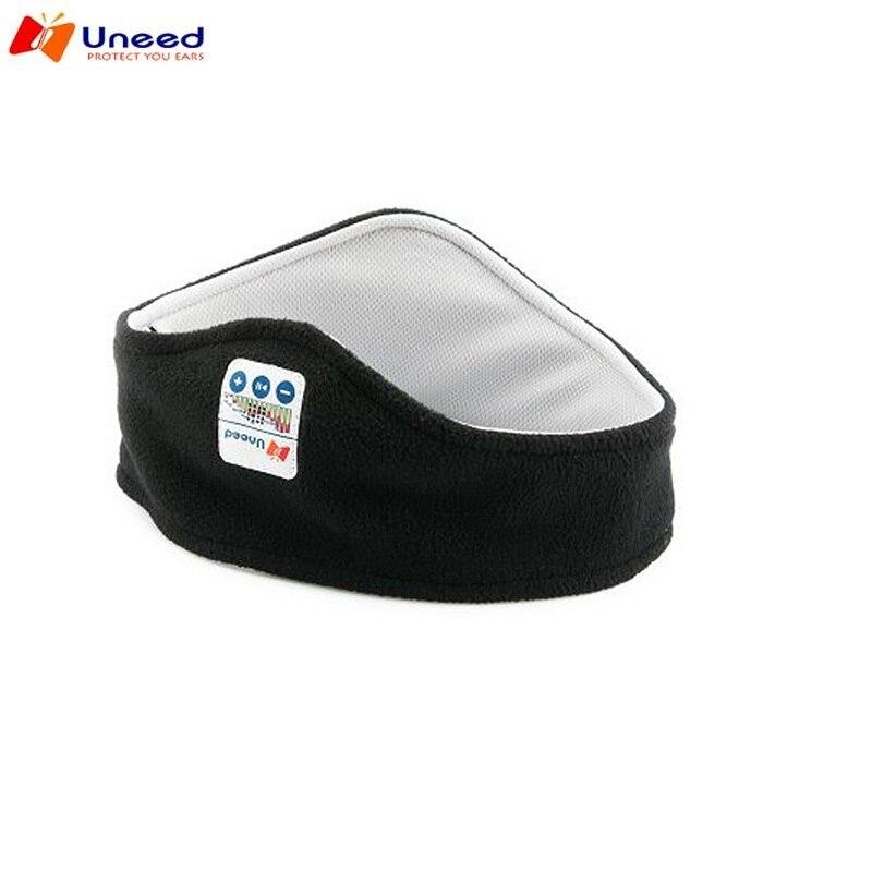 Uneed-Auriculares deportivos para dormir con Bluetooth 4,0, pañuelo absorbente del sudor, diadema...