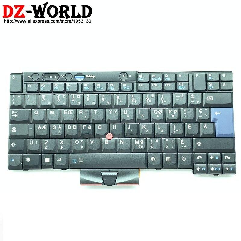 Nuevo Original Para Thinkpad T400s T410s T420s T410 T420 T510 T520 W510 W520 X220 X220i X220t Francés Canadiense Teclado 45n2142 Que Teclados De Repuesto Aliexpress