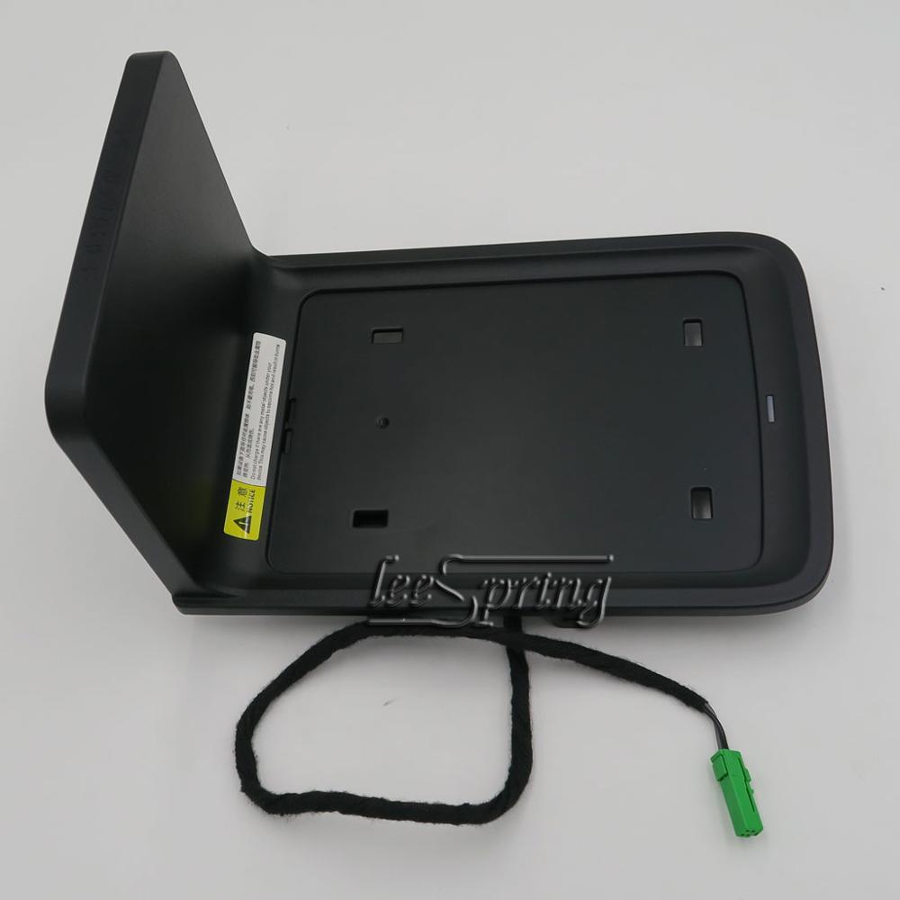 Cargador de coche inalámbrico para Honda CRV CR-V estándar de carga inalámbrica WPC Qi 1,2
