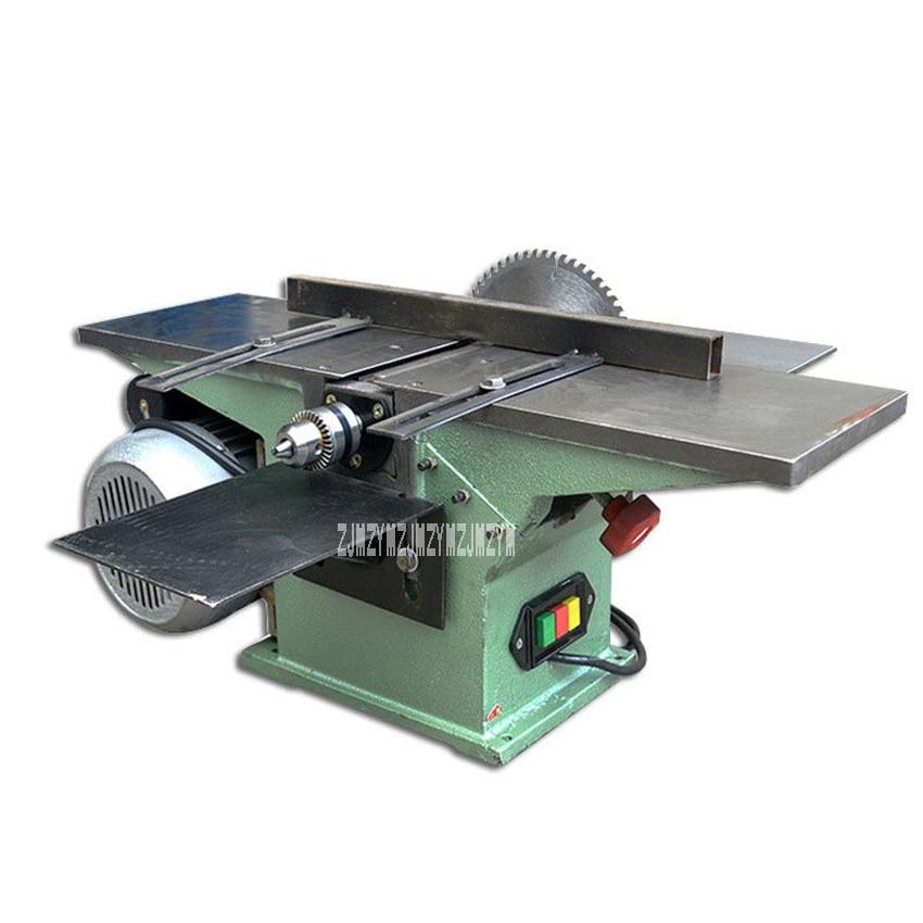 Sierra Plana eléctrica MB150 multifuncional para carpintería, tabla plana para el hogar, sierra de madera 220V 1500W 150mm 3900r/min