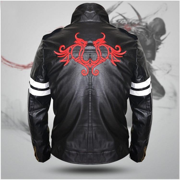 Game Prototype Alex Mercer Cosplay Costume Halloween Uniform Outfit Jacket Coat Full Set Custom-made