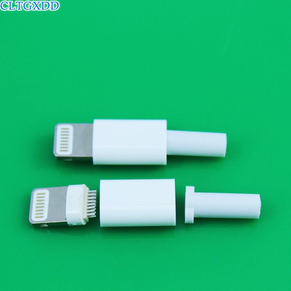 Cltgxdd тип сварки 8Pin штекер USB разъем адаптер конвертер для iphone plus