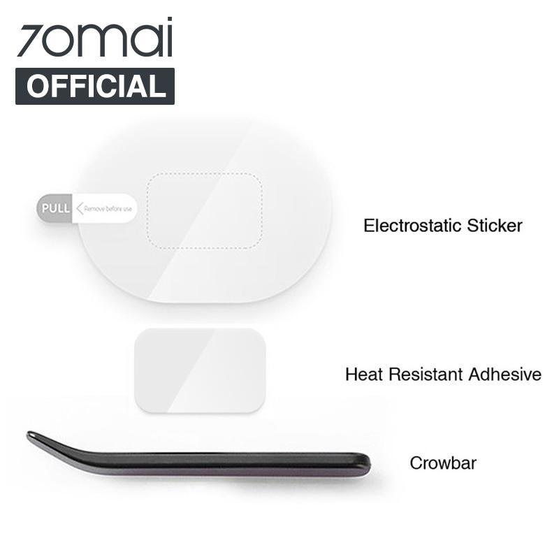 Werkzeuge pack für 70mai Auto DVR Elektro Aufkleber für 70mai Dash Cam Wärme Resistant Adhesive Brecheisen
