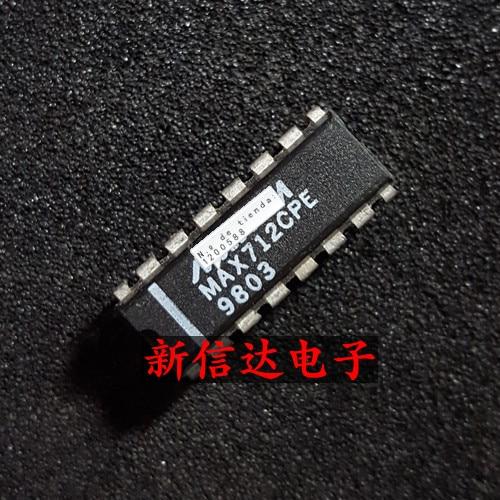 5 unids/lote MAX712CPE MAX712EPE MAX712 DIP16