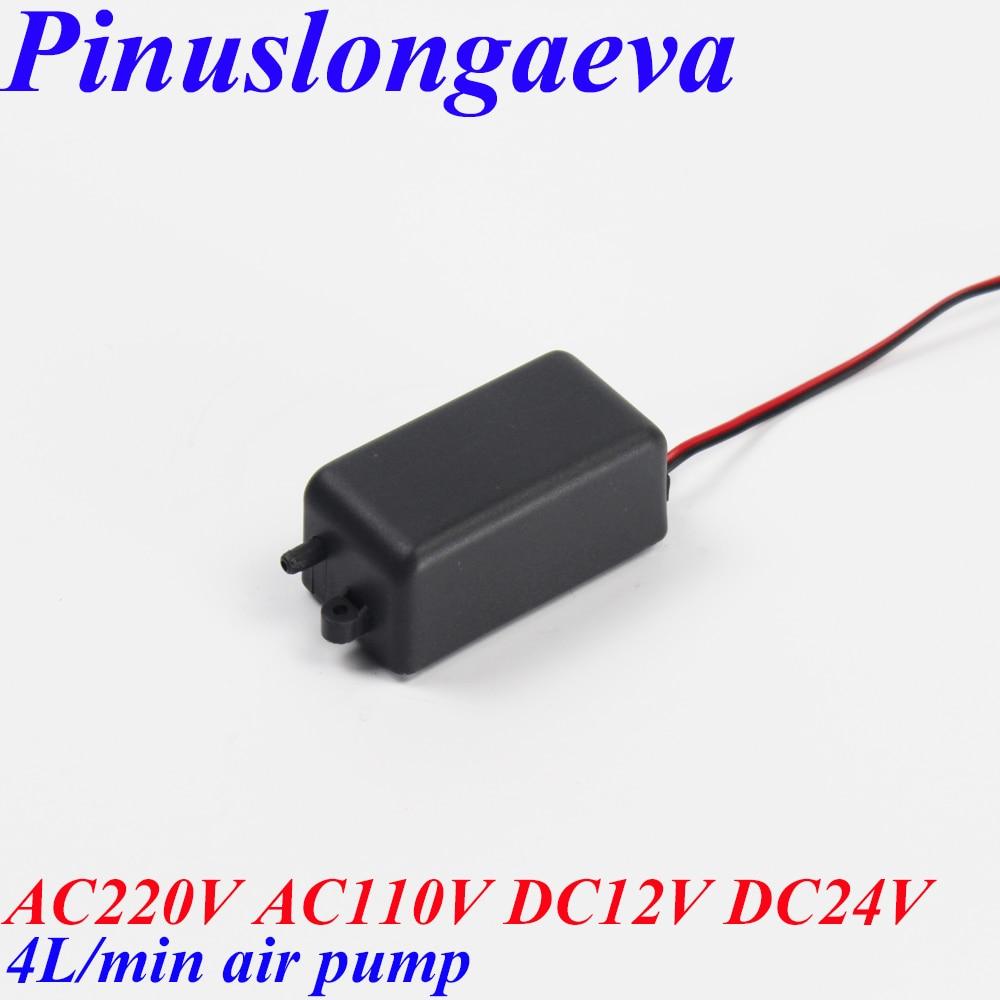Pinuslongaeva 4 8L 15L 20L 25L/min Single gas nozzle air pump Air compressor Aquarium oxygenator ozone generator accessories