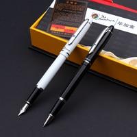 PIMIO PS-608 Angelis Iridium Fountain Pen Student Calligraphy Fountain Pen Birthday Gift Free Lettering 1PCS