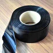 Noir 32mm assortiment thermorétractable Tube thermorétractable gaine fil denveloppe pour batterie RC Lipo