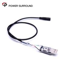 Nuovo 8fun/bafang centro motore/kit kit motore centrale USB programmato cavo per BBS01 BBS02 BBSHD
