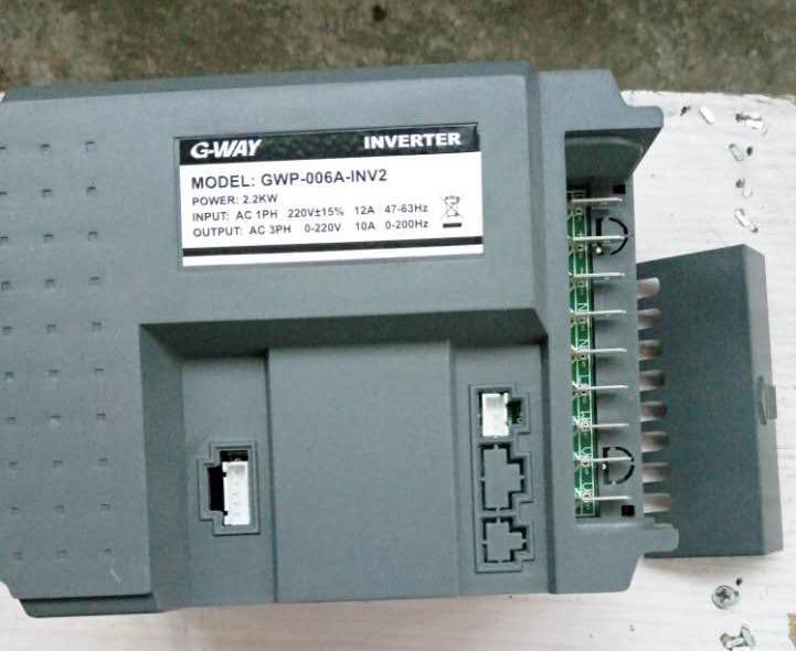 Frete Grátis GWP-006A-INV2 Inversores Conversores interfaces terno para DHZ MBH esteira esteira Comercial