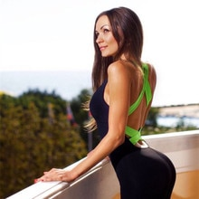 NORMOV Catsuit Macacao body Fitness combishort femmes Sexy Combinaison réservoir barboteuse Combinaison femme Combinaison 4 couleurs