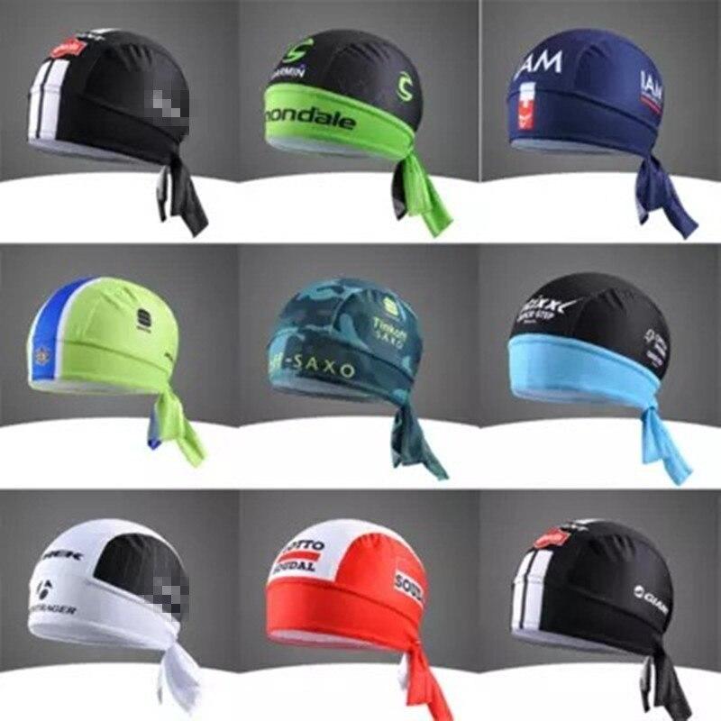 Кепка для велоспорта Q328, шарф, шляпа для пиратов, летние велосипедные шарфы, быстросохнущая дышащая шапка для велоспорта