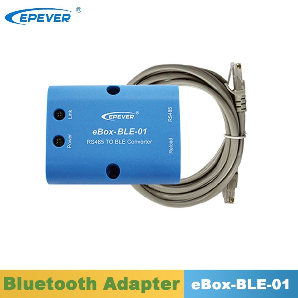 Адаптер EPever Bluetooth eBox-BLE-01 для трассировщик EPever AN Tracer BN TRIRON XTRA Series MPPT Солнечный контроллер