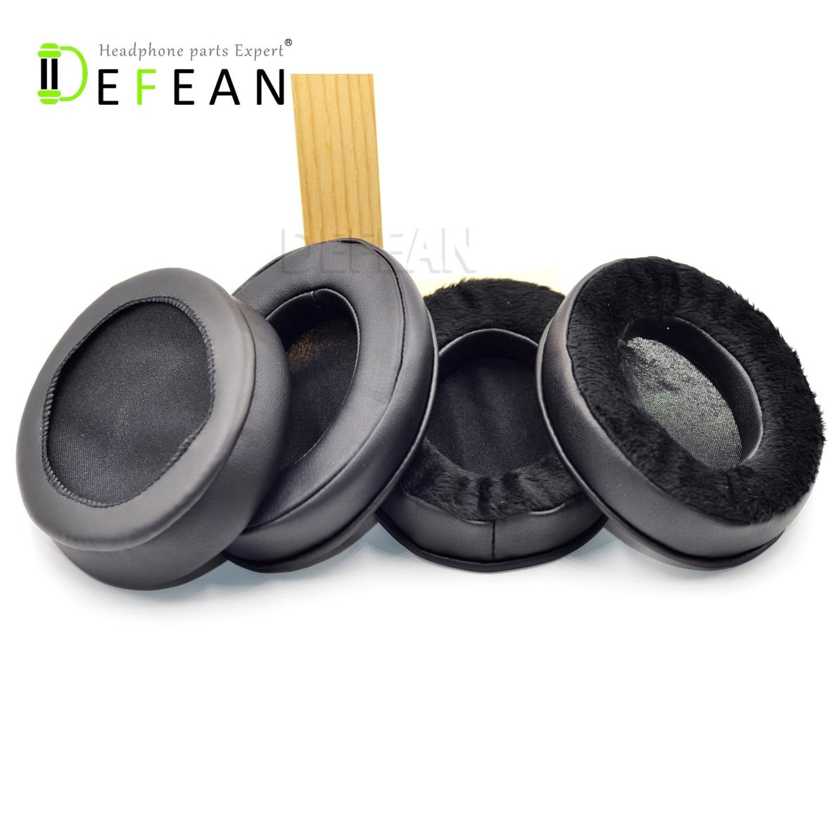 Defean 105x85mm soft ear pad cushion for TAKSTAR PRO 82 80 HI 2050 Professional Headset