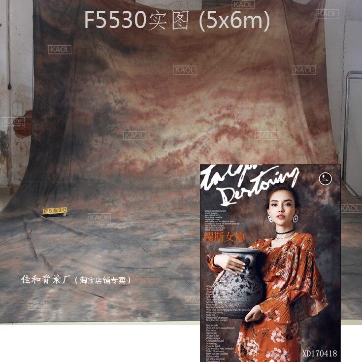 El más nuevo telón de fondo de fantasía de 16x20 pies/5x6 m tye-die muselina, fondo fotográfico para niños, bodas, familia F5530
