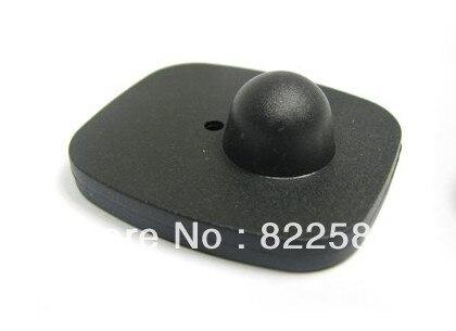 Eas RF 8.2MHZ Small Square Tag 48*42mm 3000pcs/lot Clothes Store Anti-shoplifting enlarge