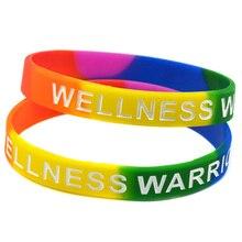 OneBandaHouse Rainbow kolor tanie niestandardowe bransoletki silikonowe reklamowe