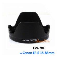 EW-78E lentes capucha para Canon EOS 7D EF-S 15-85mm f/3,5-5,6 USM EW78E