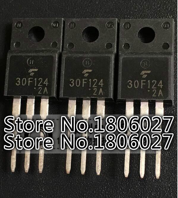 Enviar livre 20 pces gt30f124 30f124 TO-220F lcd plasma campo efeito tubo