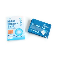 36Pieces Health Care Prevent Vomitng Anti Motion Sickness Patch   Traditional Herbal Medical patch