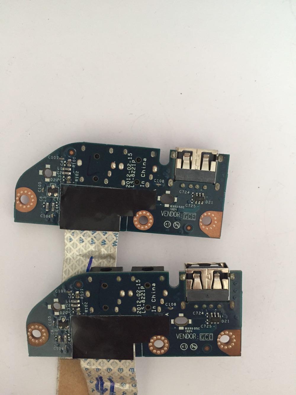 ASUS A45V A85V K45VD Sound Card Board Audio Board USB Board LS-8221P