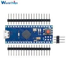 Kit de bricolage de Module de carte dextension ATmega32u4 5V 16Mhz connexion Micro USB Compatible ICSP pour UNO R3 Nano pour Arduino remplacer Pro