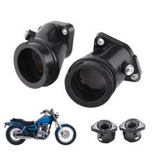 1 para motocykl Carb interfejs gaźnika wlotowego adaptery dla Honda Rebel CA250 CMX250 CMX250C akcesoria motocyklowe