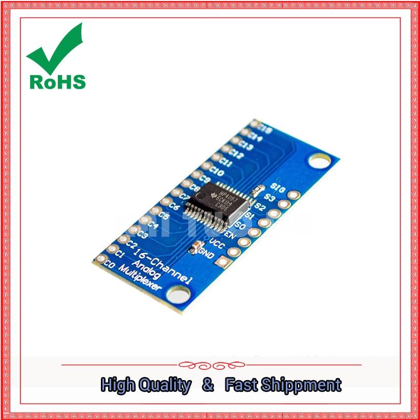 High Speed CMOS 16 Kanal Analog Multiplexer Analog Digital modul bord