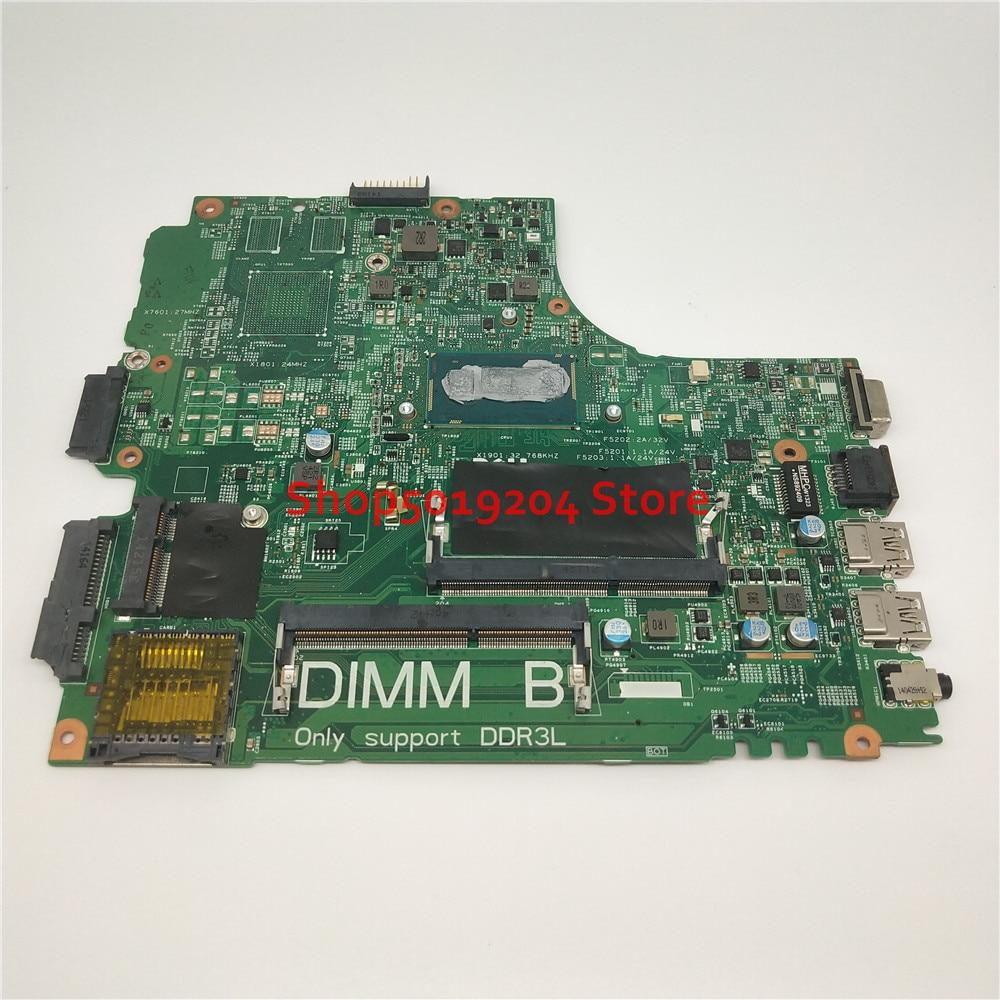 لديل خط العرض 3440 L3440 اللوحة المحمول مع I3-4010U DL340-HSW MB 13221-1 WVPHP CN-0PTD1C 0PTD1C PTD1C اللوحة