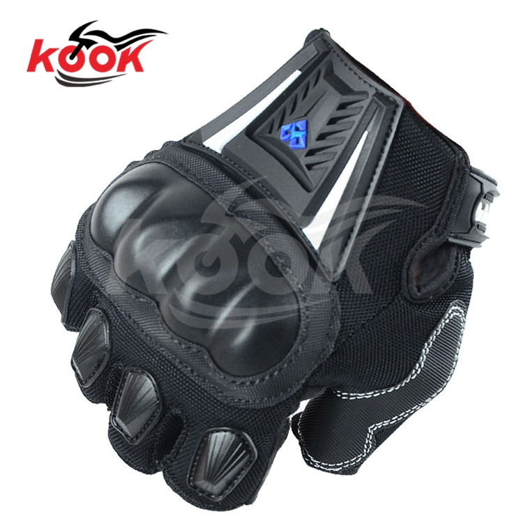 black full half finger racing motocross hand part bicycle gloves motorbike luvas moto protection bike glove motorcycle guantes enlarge