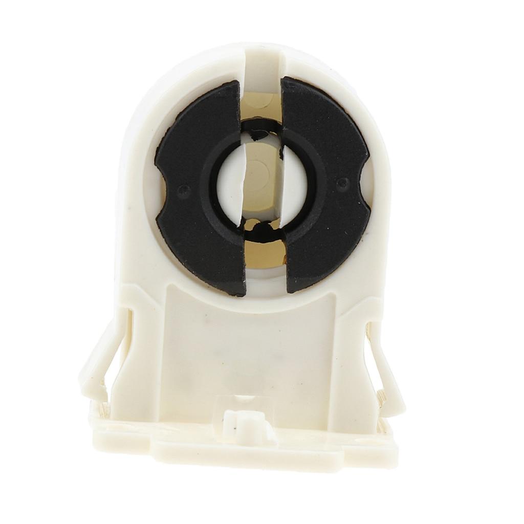 Ca 100-250V T8 Tube LED Fluorescent support de lampe prise de lumière bricolage raccords