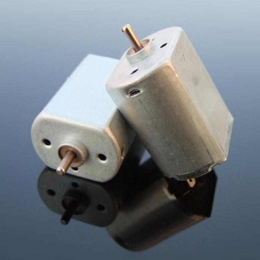 1 шт., двигатель с железным корпусом 130 �