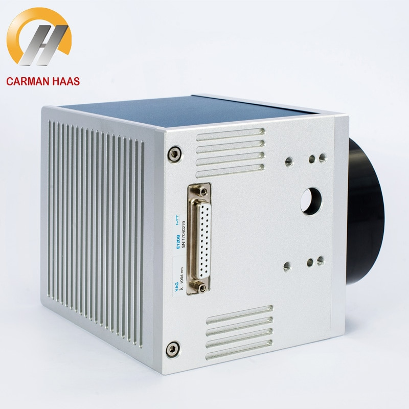 New CO2 Laser Scan Head Galvo Scanner Head Input Aperture 10mm 12mm 14mm 16mm 20mm 30mm Galvanometer Scanner with Power Supply enlarge