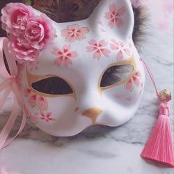 Японская маска кицунэ  ????????