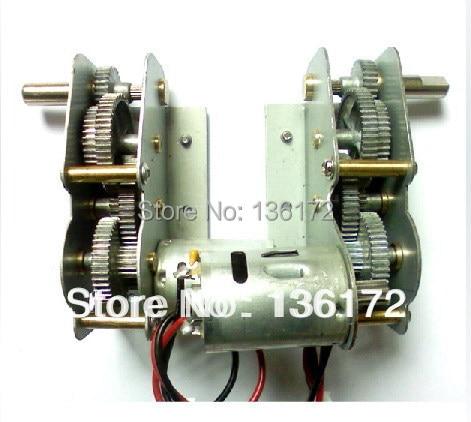 Оригинальный Henglong 3869/3879/3888/3888A/3899/3899A 1/16 RC tank, запасные части, система металлического привода/коробка передач