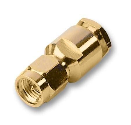 10 Uds SMA macho enchufe abrazadera RG58 RG142 LMR195 RG400 Cable recto conector RF