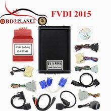 Nieuwe Collectie FVDI 2015 Volledige Versie (Inclusief 18 Software) FVDI ABRITES ABRITES Commander Zonder Limited FVDI Diagnostic Tool